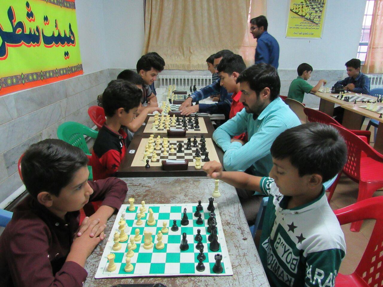 پایان مسابقات شطرنج جام تابستان در آیسک