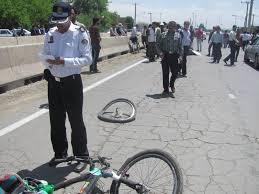 32 فقره تصادف برای دوچرخه سواران در خراسان جنوبی