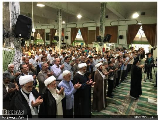 اقامه نماز عید قربان در 140 نقطه خراسان جنوبی