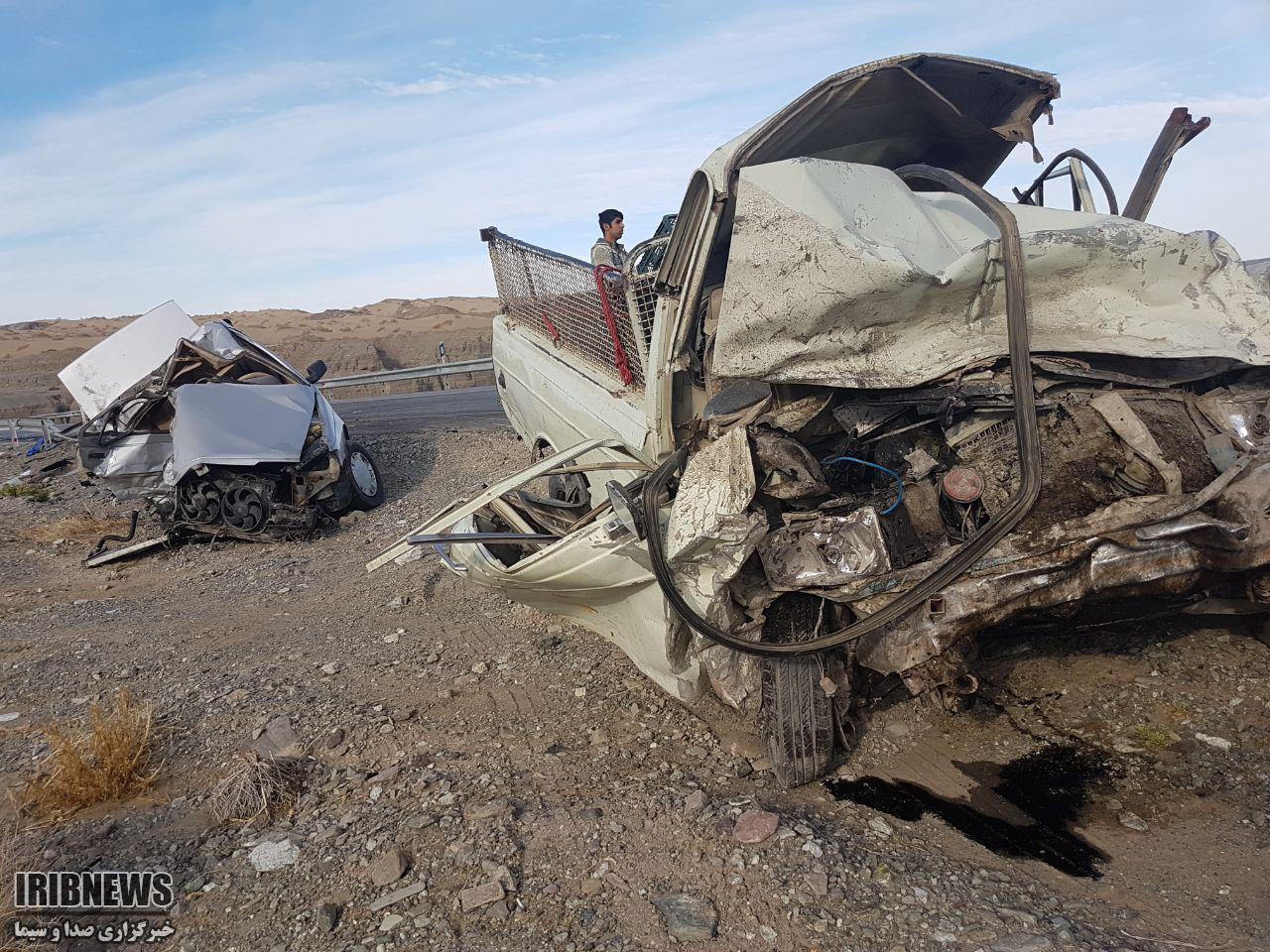 وقوع 56 تصادف در جاده های خراسان جنوبی
