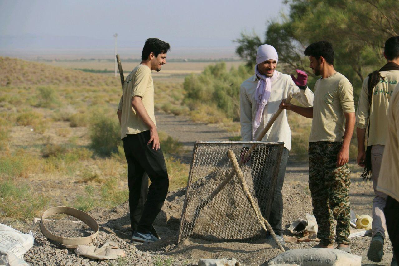 اعزام جهادگران دانشگاه خواجه نصیر طوسی تهران به روستاهای جلگه ماژان