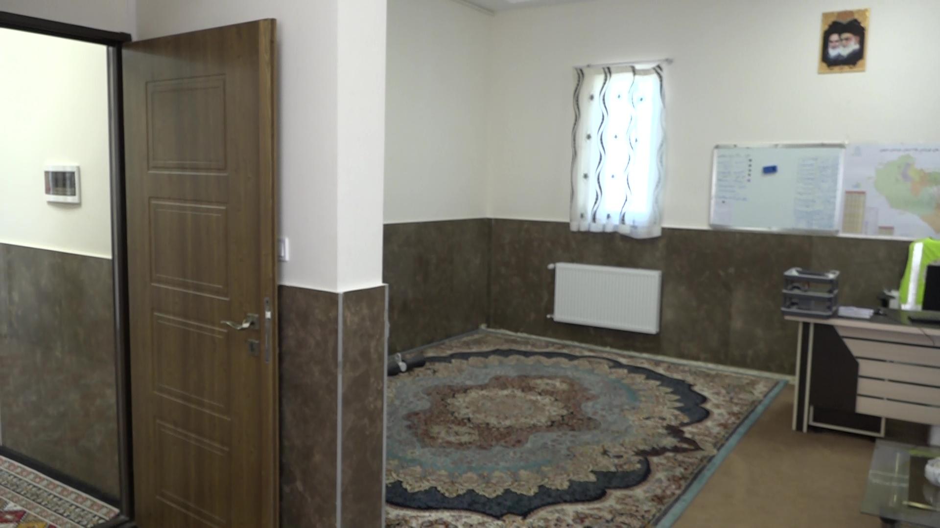 افتتاح دو طرح بهداشتی با کمک خیران در شهرستان درمیان
