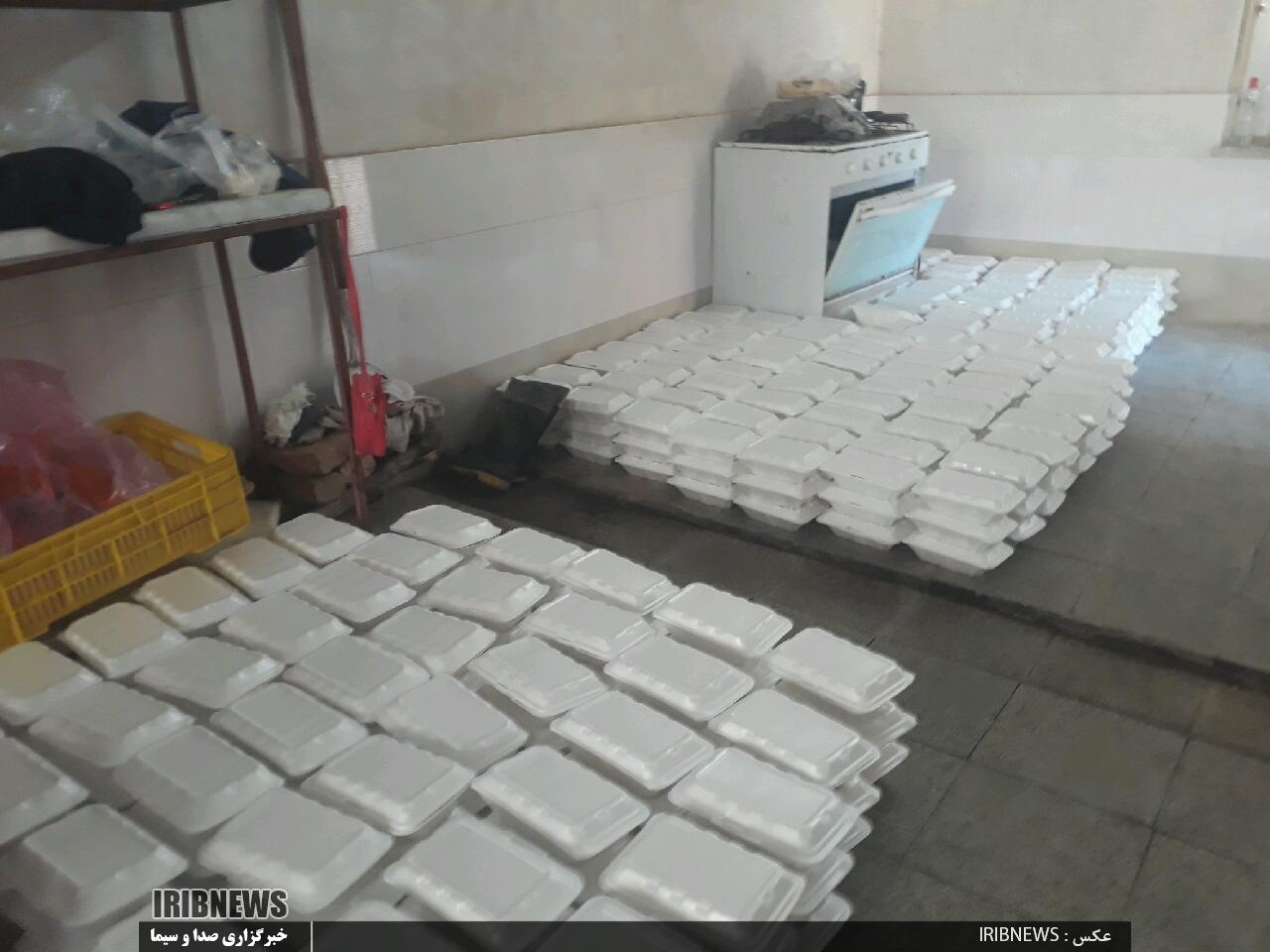 اطعام 600 نفر از نیازمندان شهر سربیشه در روز عید غدیر