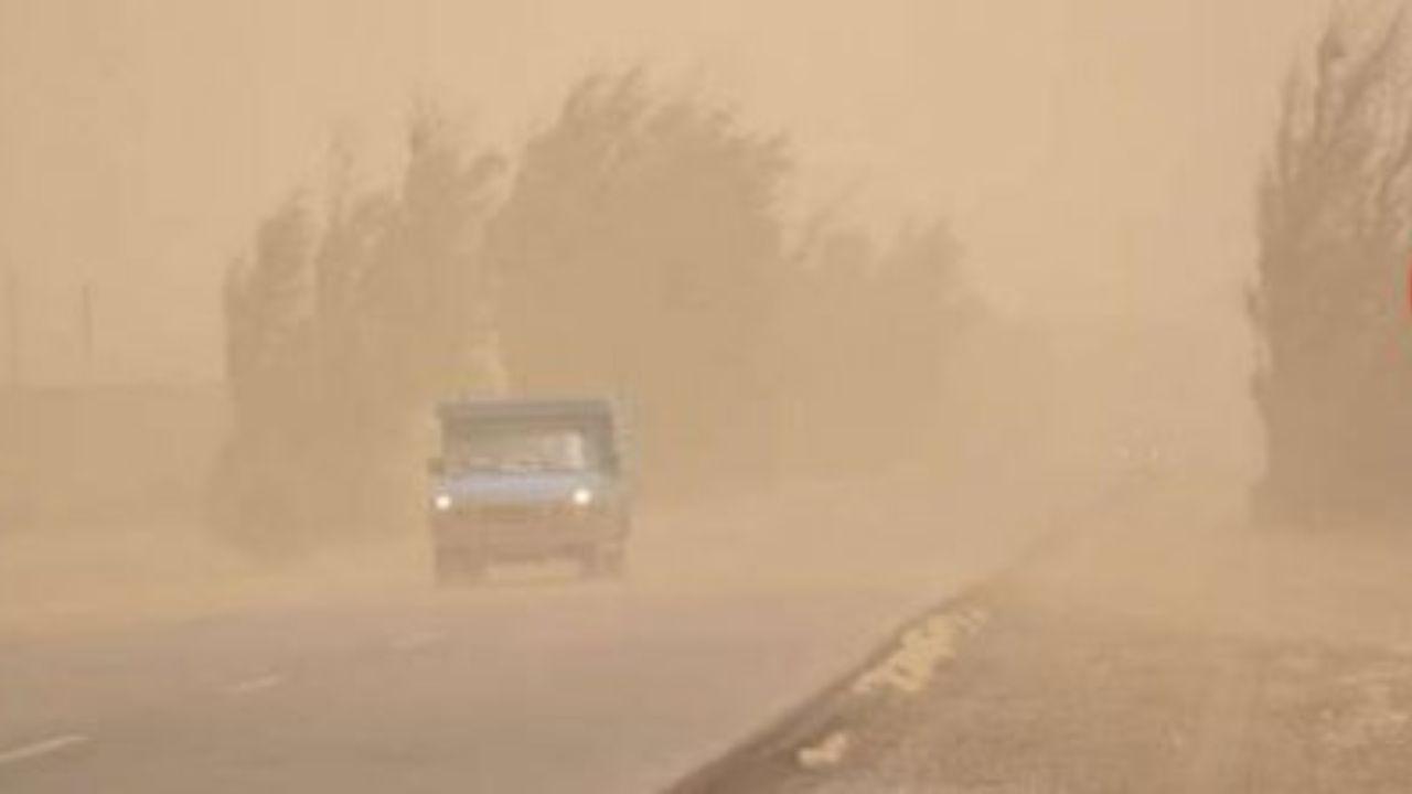 هشدار مدیریت بحران برای وزش باد شدید و گردوخاک