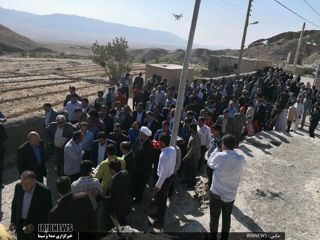 آبرسانی به 3 روستای نهبندان