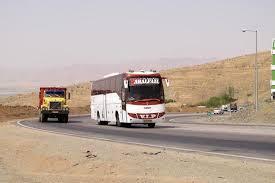 ثبت ساعت تردد اتوبوس ها از 15 شهریور در همه پلیس راه های خراسان جنوبی