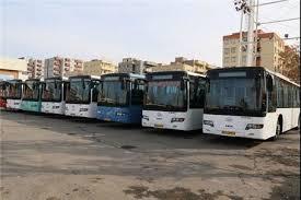 فعالیت 100 ناوگان اتوبوسرانی در روزهای تاسوعا و عاشورا