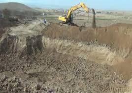 آغاز عملیات اجرایی 5بند خاکی و سرریز آن در زیرکوه