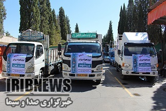 توزیع وسایل و تجهیزات ورزشی بین مدارس خراسان جنوبی