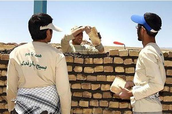 ارائه خدمات جهادی به روستاهای زیرکوه
