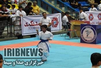 کسب 9 مدال حاصل تلاش ورزشکاران در مسابقات کاراته قهرمانی کشور
