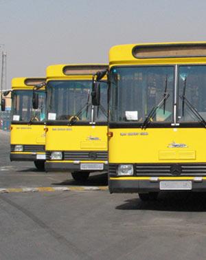 ارائه خدمات اتوبوسرانی با 20 درصد تخفیف در روز بدون خودرو