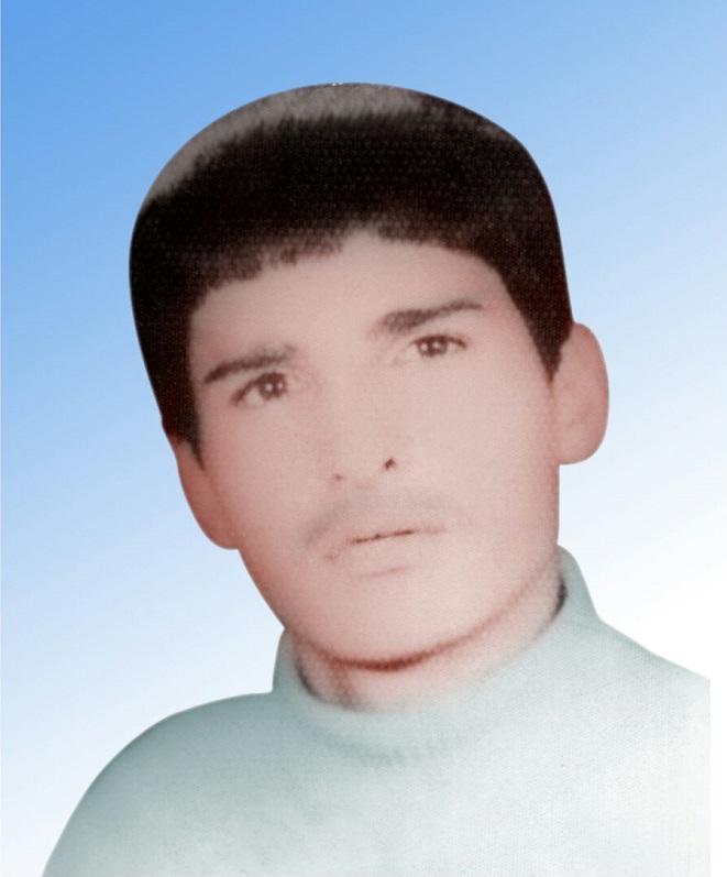 فوت پدر شهید سعیدزاده در فردوس