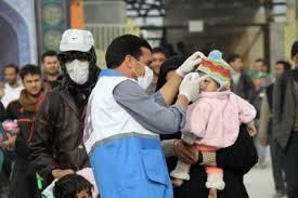 خدمات رسانی 37 پزشک و پیراپزشک به زائران اربعین
