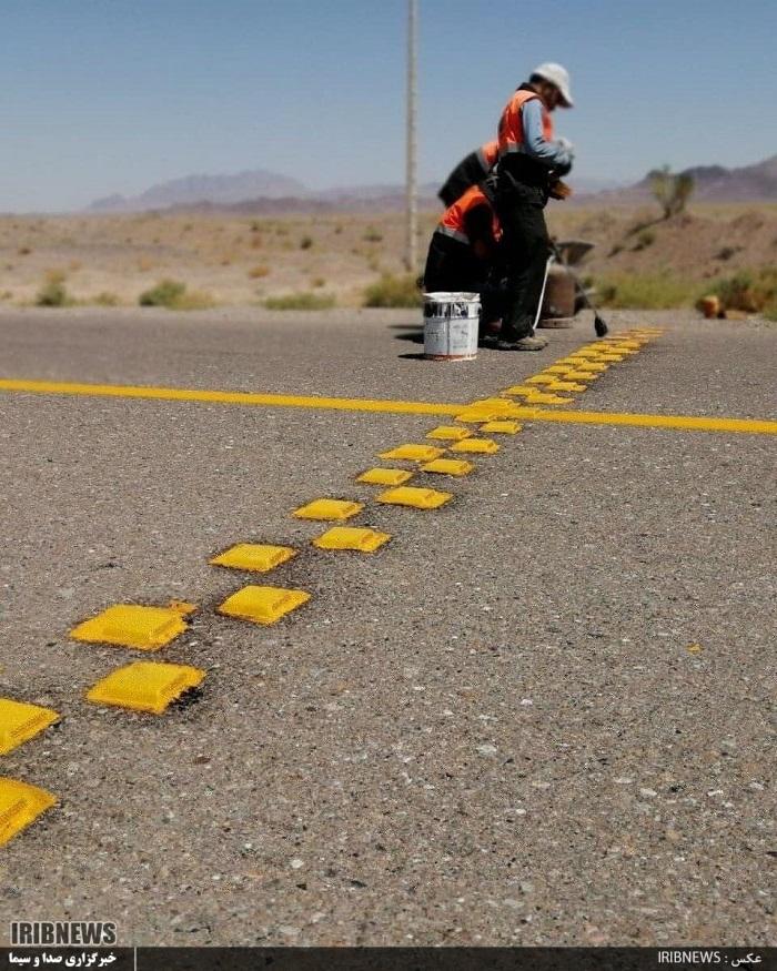 اجرای روکش آسفالت و اندود حفاظتی در بیش از 186 کیلومتر از راهها