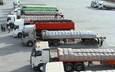 صادرات 151 میلیون دلاری کالا به 4 کشور همسایه