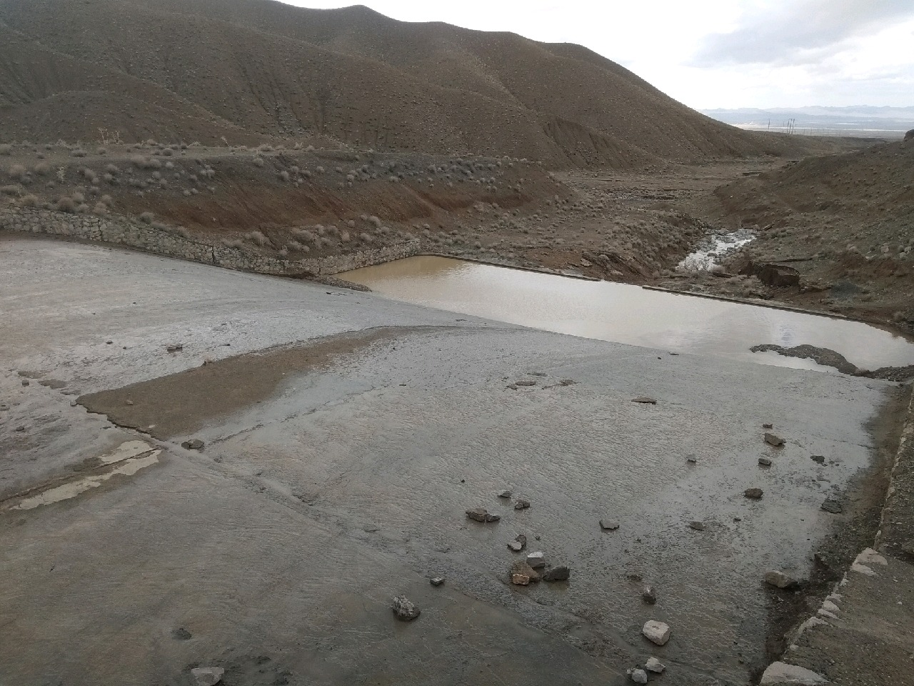 بشرویه و قاین رکوردار بارندگی در شهرستانهای خراسان جنوبی