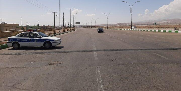 کاهش بیش از70 درصدی تردد ورودی خروجی خراسان جنوبی