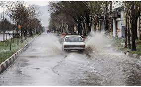 تشدید بارشها از امروز