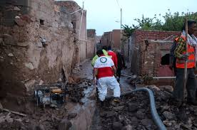امدادرسانی به 222 نفر حادثه دیده از سیلاب در خراسان جنوبی