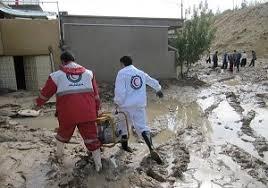نجات 156 نفر گرفتار در سیلابهای خراسان جنوبی