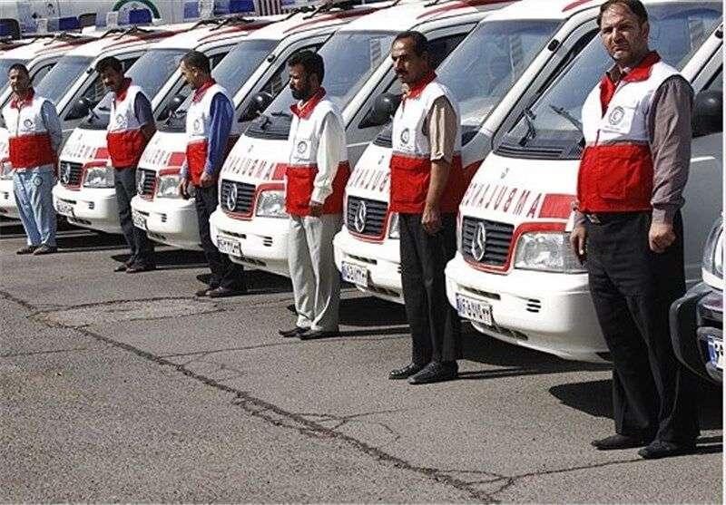 آماده باش ۱۳۸ تیم امدادی و عملیاتی برای مدیریت حوادث احتمالی