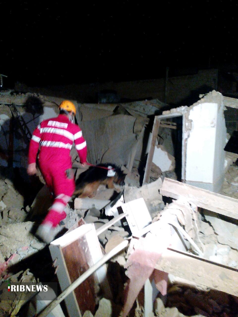 انفجار دو منزل مسکونی در بیرجند