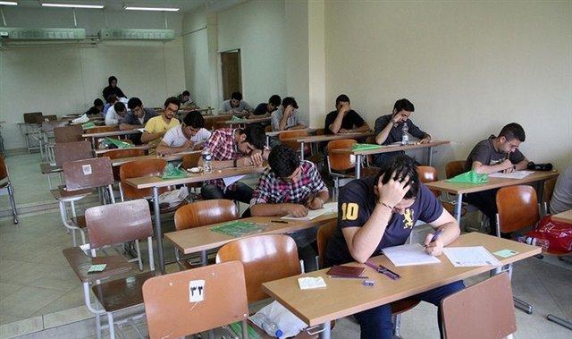 برگزاری امتحانات پایه دوازدهم از ۱۷ خرداد با رعایت پروتکل های بهداشتی