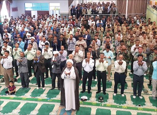 اقامه نمازجمعه، این هفته در حاجی آباد زیرکوه