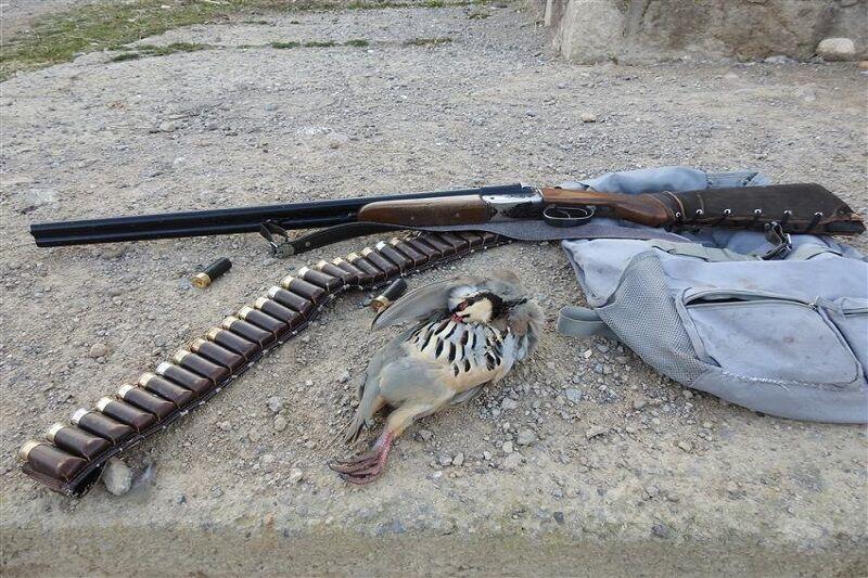 دستگیری ۳۹ شکارچی غیر مجاز و متخلف زیست محیطی در خراسان جنوبی