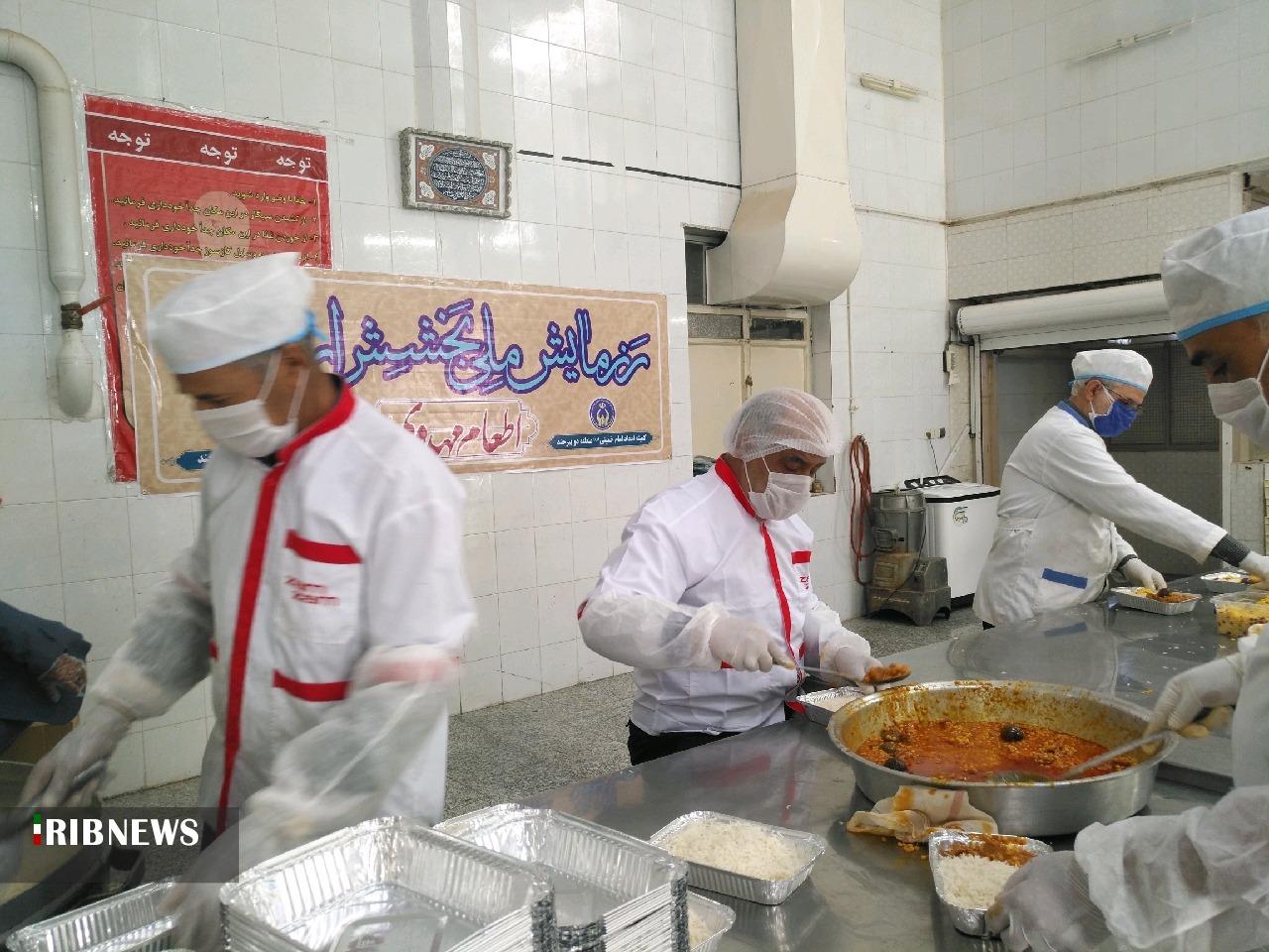 آغاز طرح اطعام مهدوی به مناسبت ماه مبارک رمضان در خراسان جنوبی