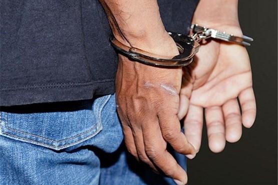 دستگیری سارق قطعات خودرو در بیرجند