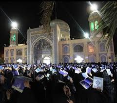 شبکه خاوران همراه لحظههای معنوی مردم در شبهای قدر