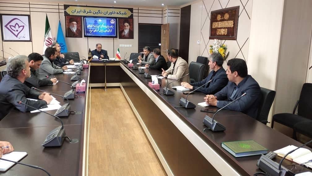 راه اندازی 11 دستگاه فرستنده دیجیتال تلویزیونی در بخش درح