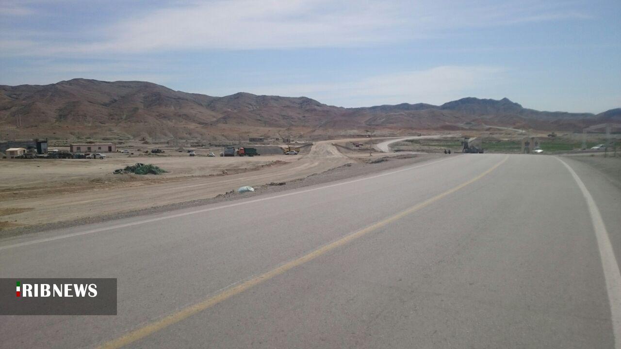 دو کیلومتر دیگر از باند دوم محور بیرجند-سربیشه محدوده شهر مود زیر بار ترافیک رفت.