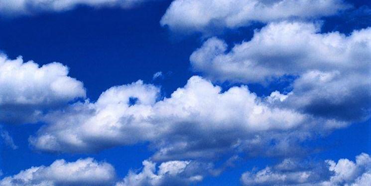 افزایش ابر در برخی نقاط رگبار پراکنده، برای امروز و فردا