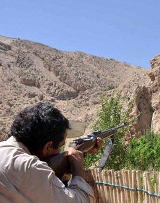دستگیری ۴ متخلف شکار و صید در خوسف