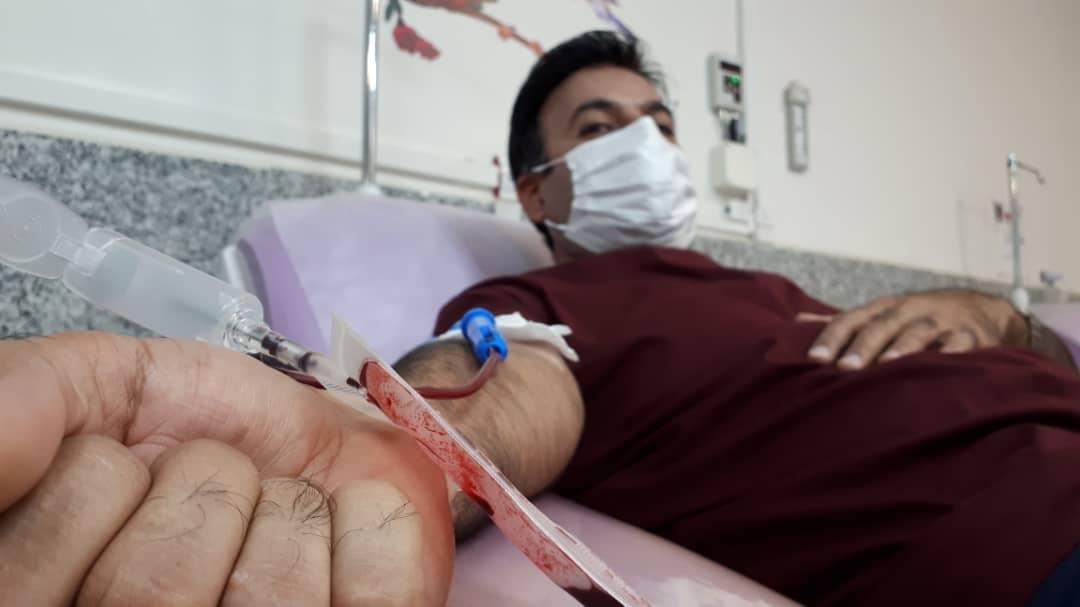مردم نگران نباشند، خون اهدا کنند