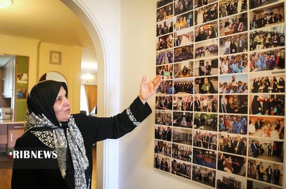 دلی که در تهران برای دانش آموزان مرزی خراسان جنوبی میتپد