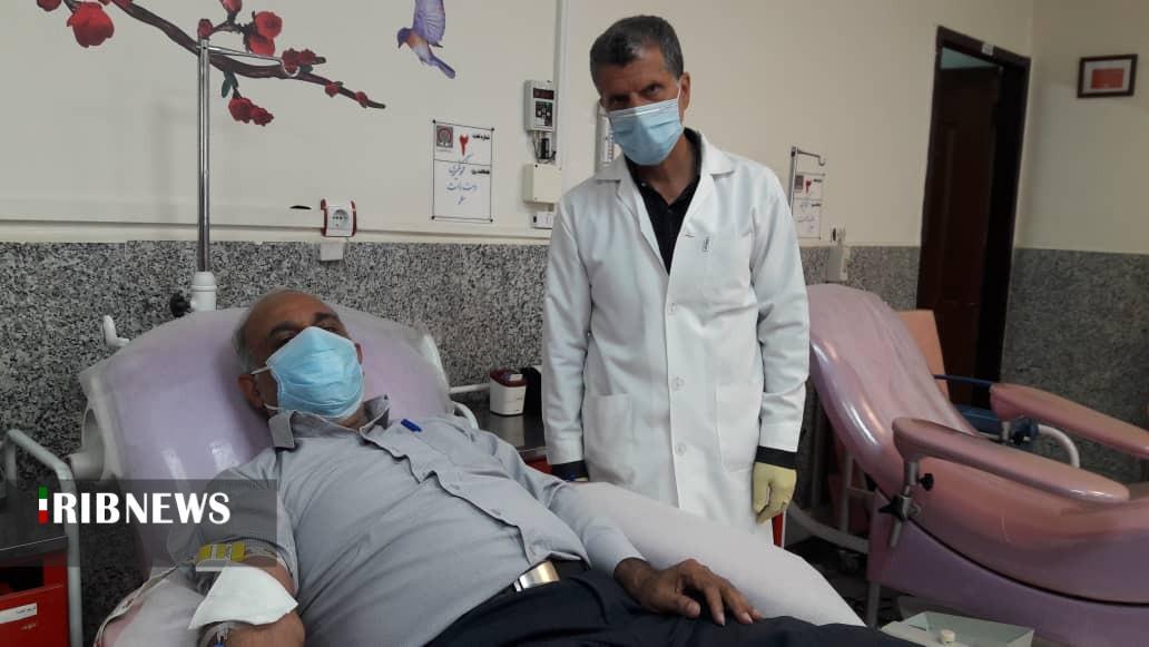 اهداء ۱۲۰۵۴ واحد خون در خراسان جنوبی