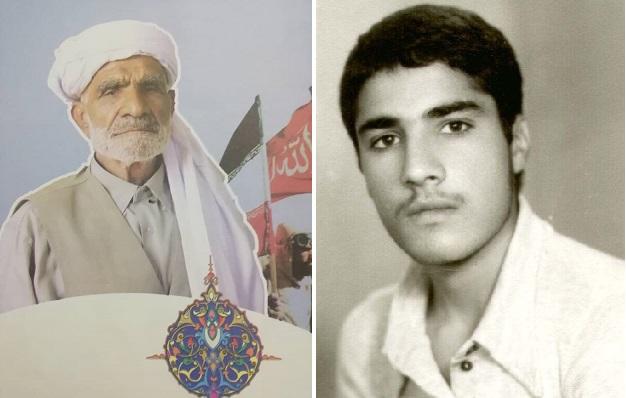 درگذشت پدرشهید احراری در درح سربیشه