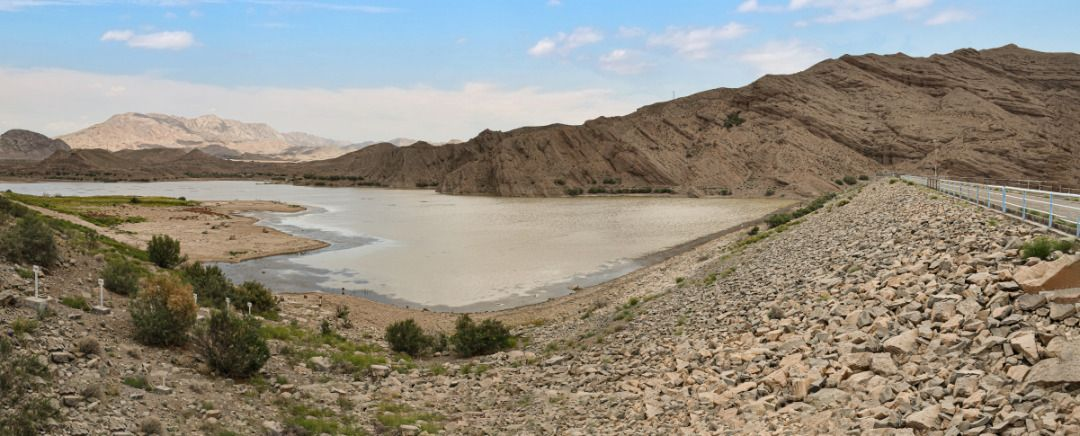 کاهش ۳۰ درصدی ذخایر آبی سدهای خراسان جنوبی