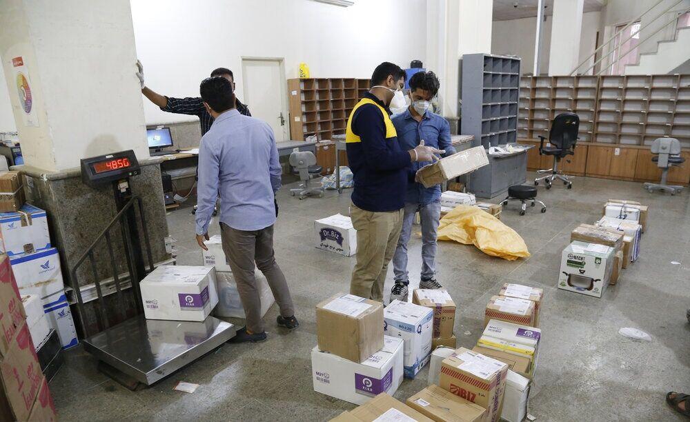 افزایش دو برابری صادرات امانات پستی از خراسان جنوبی