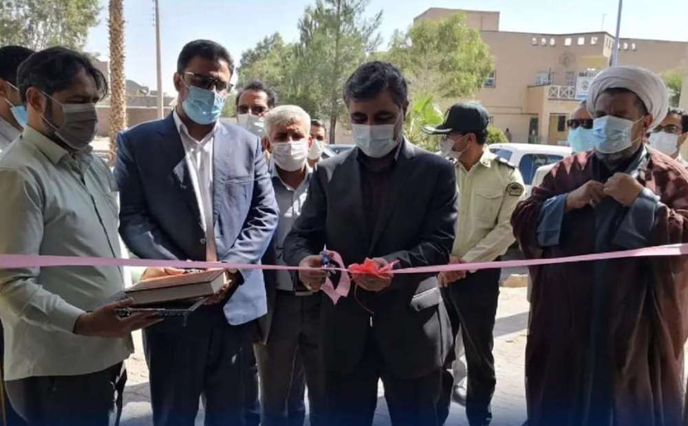 افتتاح بازارچه دائمی و مرکز آموزش صنایع دستی در نهبندان